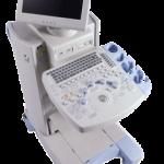 心臓・頸部血管超音波検査「日立メディコ Apron EUB-7000HV」